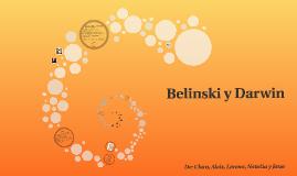 Belinski y Darwin