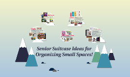 Organizing Small Spaces!