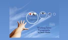 5 Paragraph Essays: The Introductory Paragraph