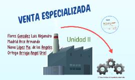 Copy of Venta especializada