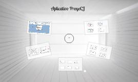 Aplicativo ProyeCJ