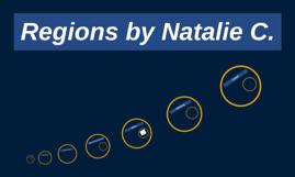 Regions by Natalie C.