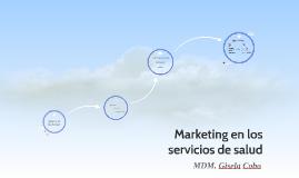 Marketing en los servicios de salud