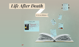 (Looking For Alaska)Life After Death in Various Religions