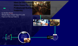 Ideas for the Fraternity of Alpha Kappa Psi Co-Ed Professional Business Fraternity