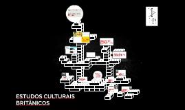 Copy of ESTUDOS CULTURAIS BRITÂNICOS