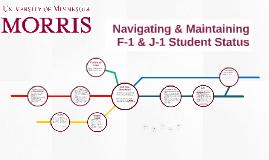 Navigating F-1 Student Status