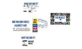 Copy of One Million Voices against FARC