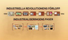 INDUSTRIELLA REVOLUTIONENS FÖRLOPP