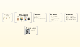 Arnold Lobel Author Study Presentation