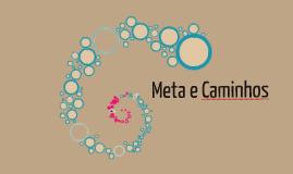 Meta e Caminhos