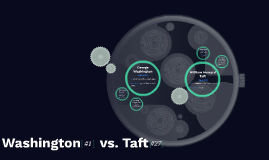 Washington     vs. Taft