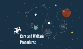 Care and Welfare Procedures