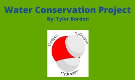 Copy of Water Conservation Mini Project