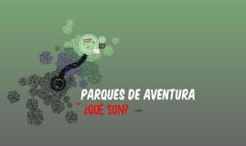 PARQUES DE AVENTURA DE ALTURA