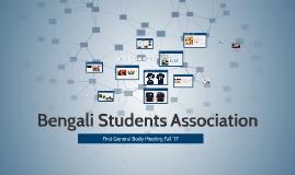 Bengali Student Association