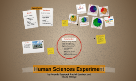 Human Sciences Experiment