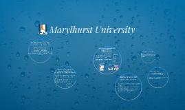 Copy of Marylhurst University