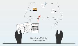 Doctrine of Trinity