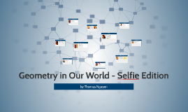 Geometry in Our World - Selfie Edition