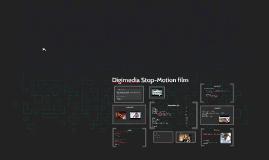 Copy of Digimedia Stop-motion film les sheets