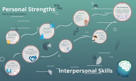 Personal Strengths and Interpersonal Skills