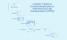 Capítulo 7 Sistema Computarizado para la Administración del Mantenimien