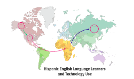 Hispanic English Language Learners and Technology Use in the US
