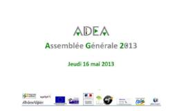 AG ADEA - 2013