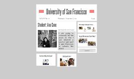 Life at University of San Francisco