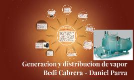 Copy of Generacion y distribucion de vapor