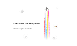 Contabilidad Tributaría y Fiscal