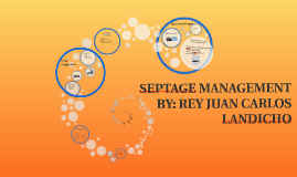 SEPTAGE MANAGEMENT
