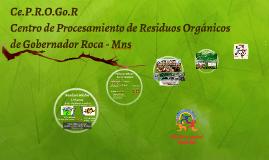 Compostera Municipal de Gdor. Roca - Mns