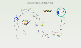 Copy of design a web quest step by step