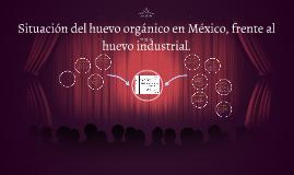 Copy of Situación del huevo orgánico en México, frente al huevo indu