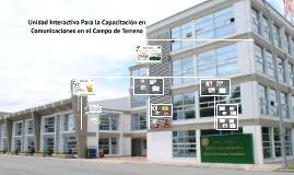 Unidad Interactiva Para la Capacitacion en el Campo de Terre