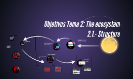 TEMA 2: The ecosystem - 2.1: Structure.