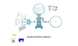 Mecanismo de Vetores: Adenovírus