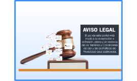 CONDICIONES DE USO Y POLÍTICAS DE PRIVACIDAD PÁGINAS WEB