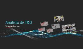 Analista de T&D