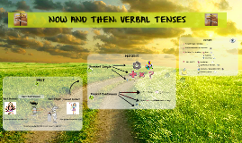 Copy of NOW AND THEN: VERBAL TENSES