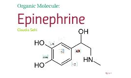 Organic Molecule: