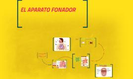 Copy of El Aparato Fonador
