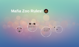 Mafia Zoo Rules!