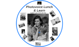 Photovoice Lunch & Learn