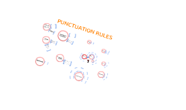 Copy of Punctuation Rules