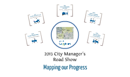 2013 City Manager's Road Show