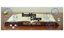Brooklyn College Freshman 101