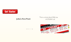 John's First Prezi